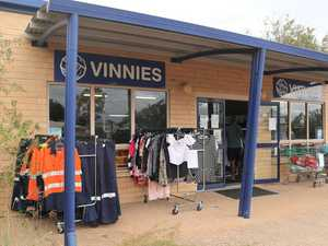 Op shop back open for business
