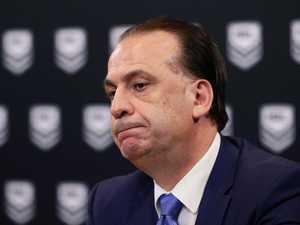 'It's sabotage': V'landys ready to fight NRL refs