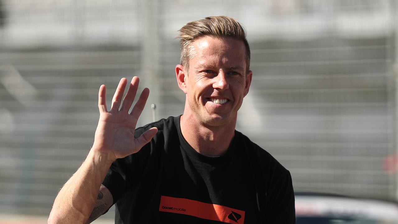 James Courtney. (Photo by Robert Cianflone/Getty Images)