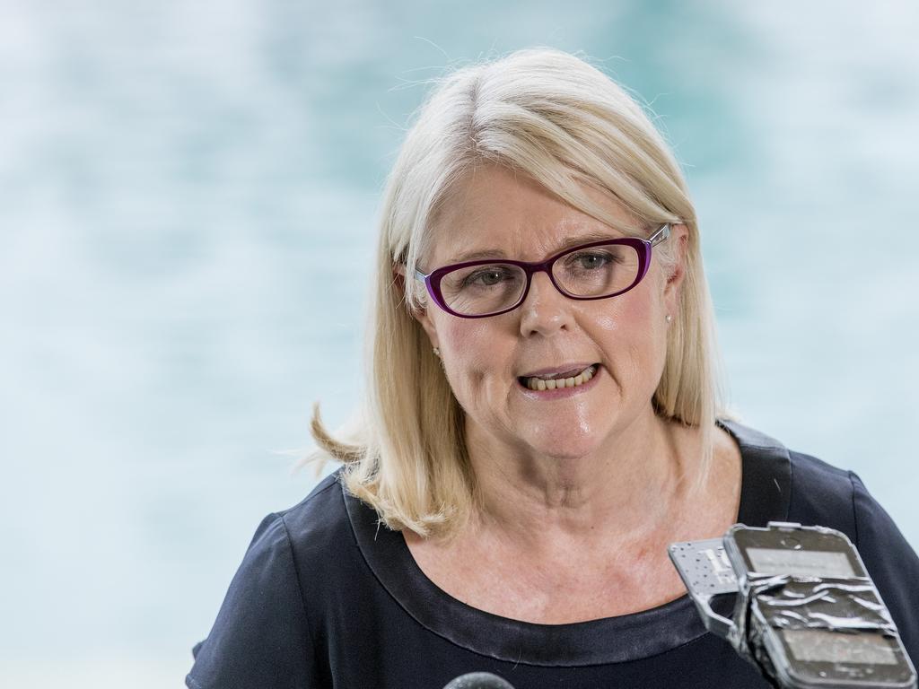 Industry Minister Karen Andrews.