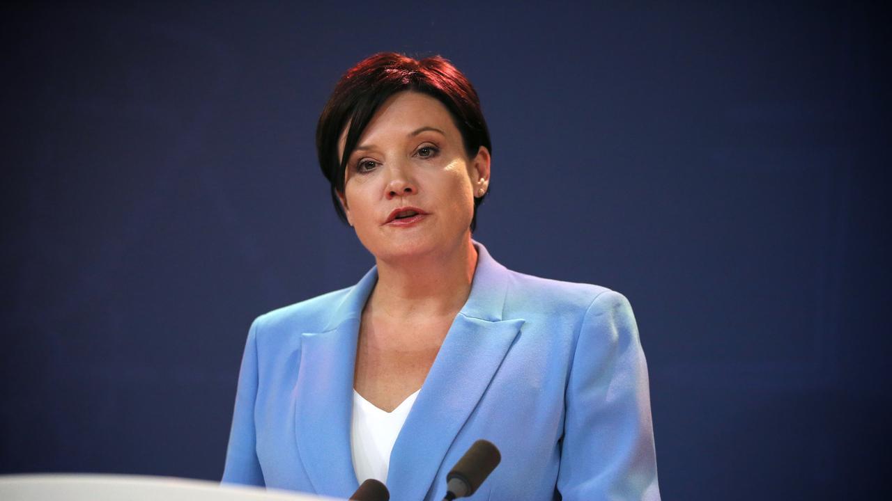 "Labor Leader Jodi McKay... ""No MP should get a pay rise""."