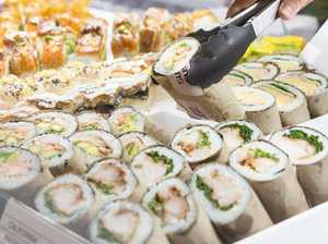 Sushi shop fined after paying workers $12 an hour