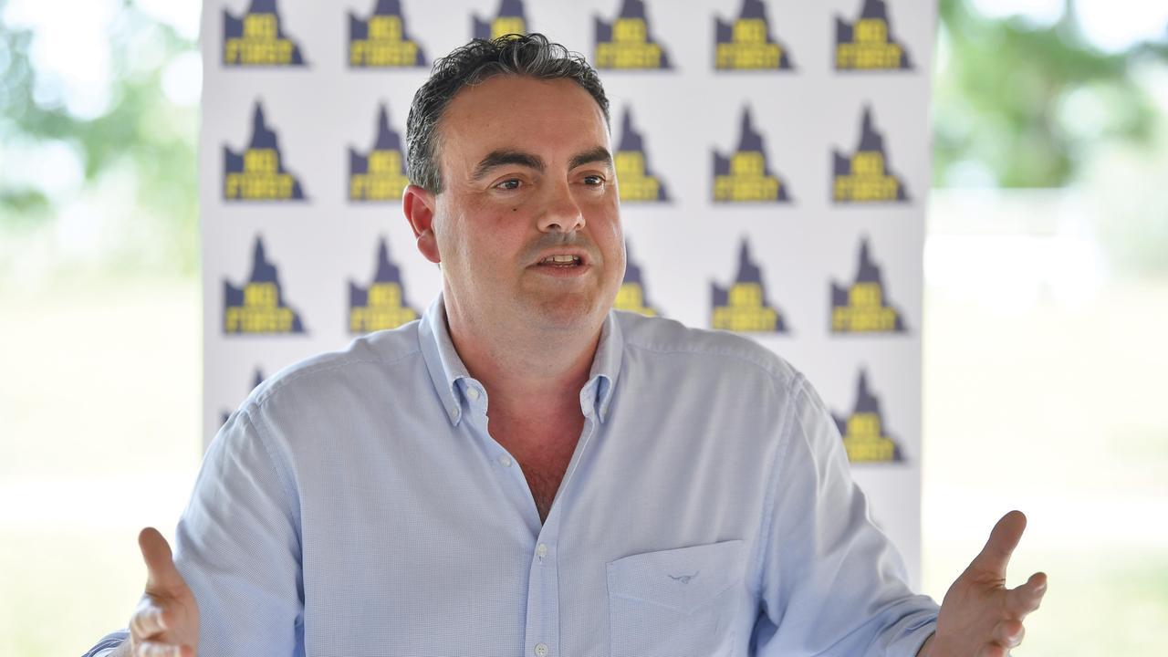 Whitsunday MP Jason Costigan. Picture: Tony Martin