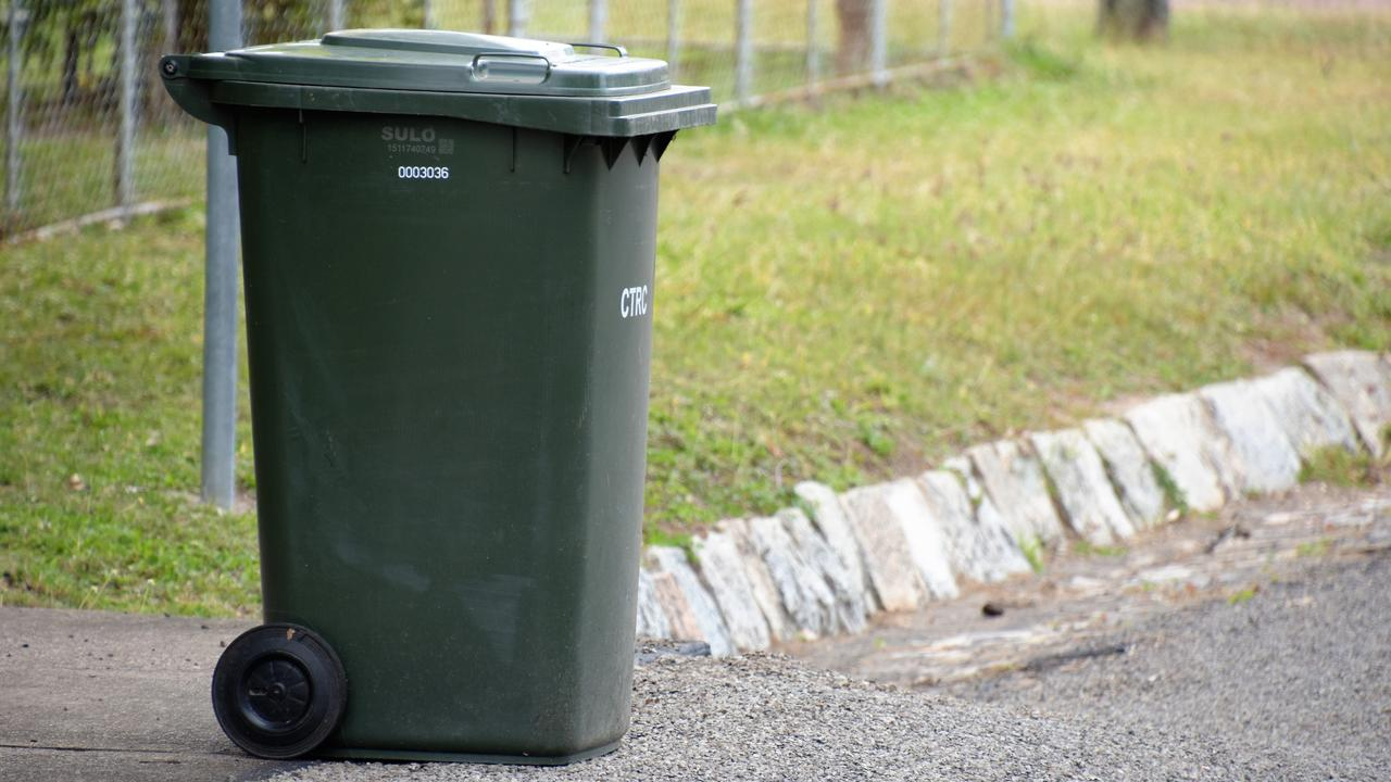 WHEELIE BAD HIDING SPOT: Kingaroy Police have charged four men with drug charges following three separate incidents last week including a 36-year-old man who attempted to avoid police by hiding behind a wheelie bin.