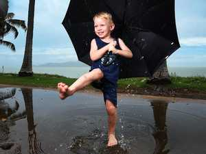 Wet week ahead as light rains to intensify