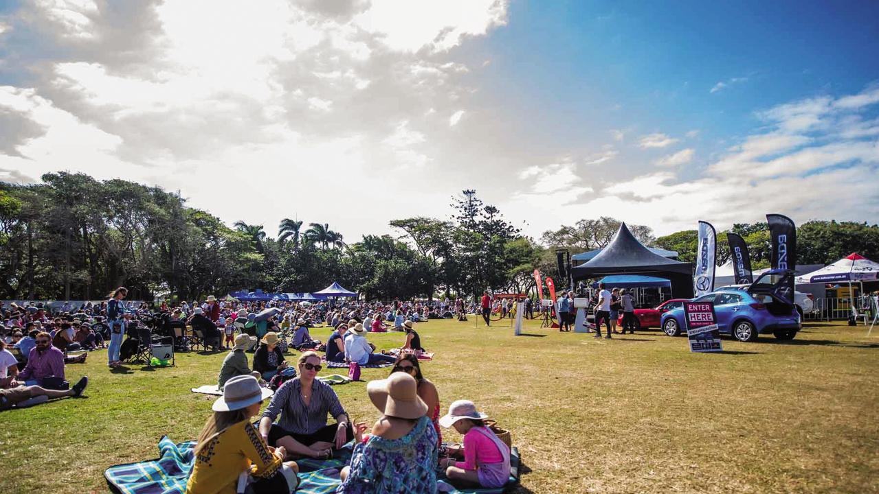 Mackay Festival of Arts and Global Grooves have been cancelled due to COVID-19.