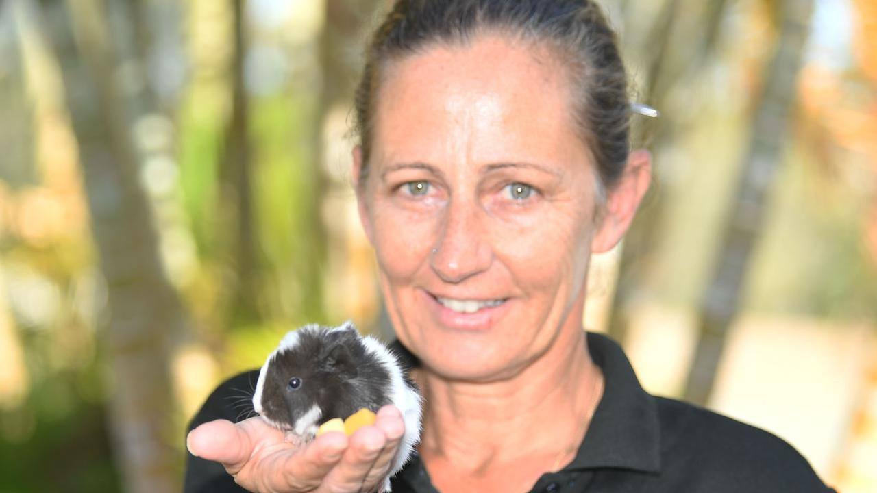 Anthea Bennett of the Gympie RSPCA.