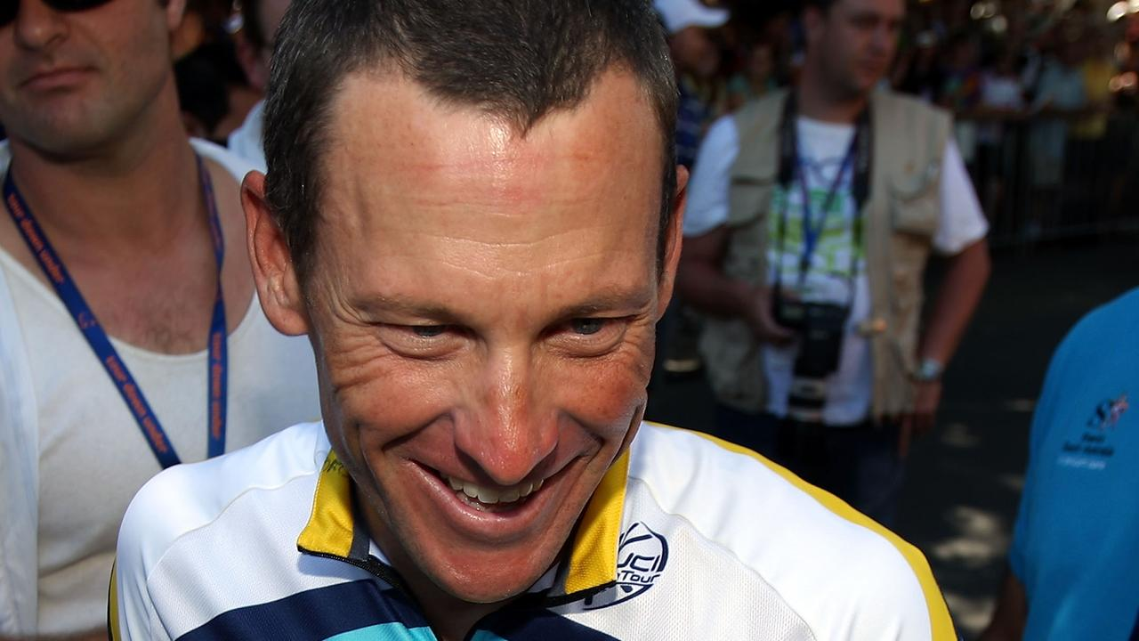 Lance Armstrong have everything and lost it all.