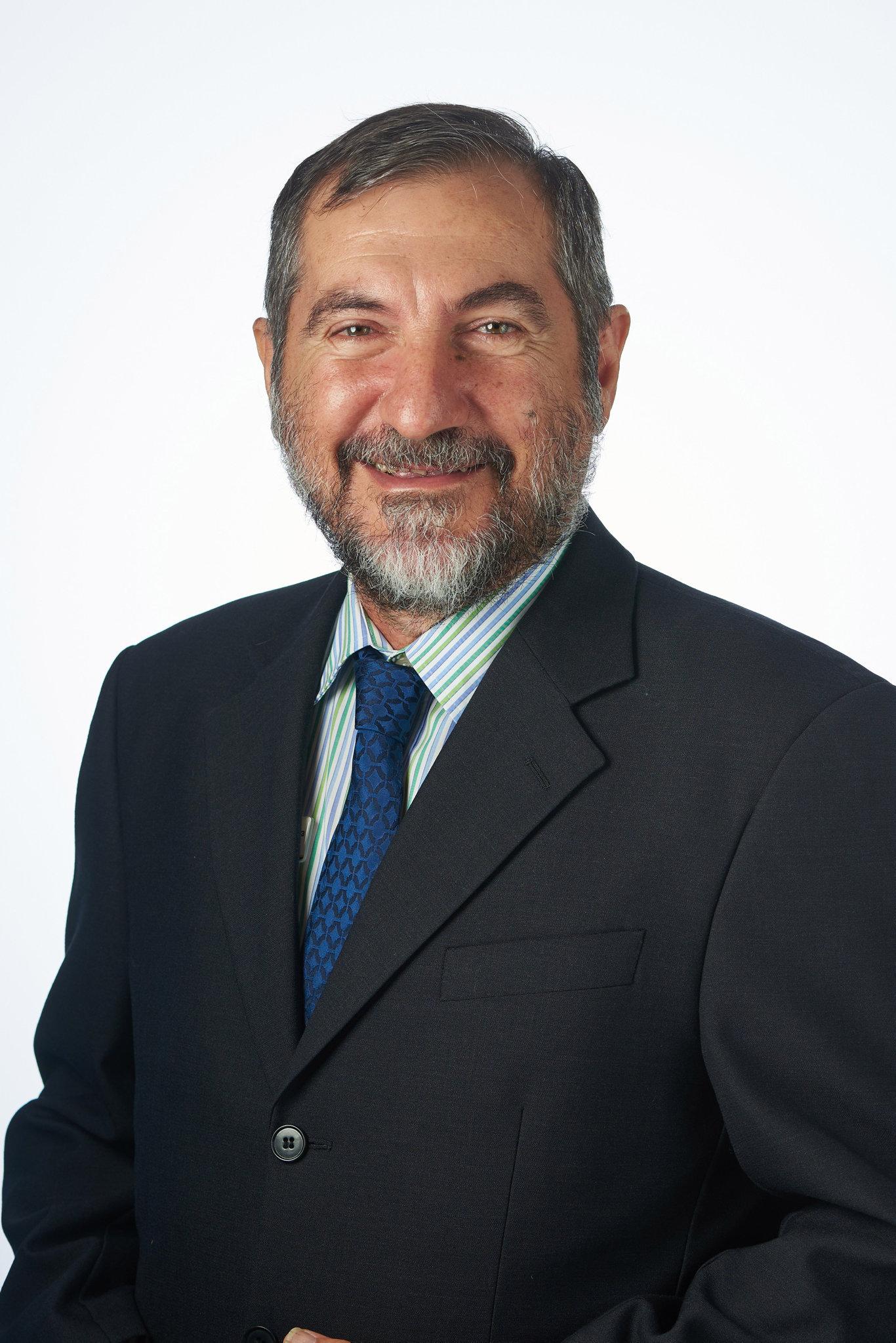Cr Laurence Bonaventura.