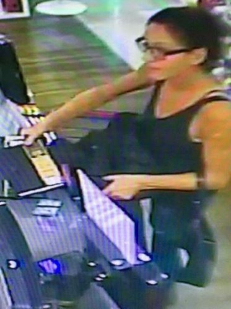 Police believe this person may be able to assist officers with an investigation into a recent shop steal.