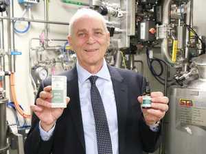 Medicine milestone: Green light for medicinal cannabis product