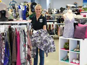 Second hand stores back in operation