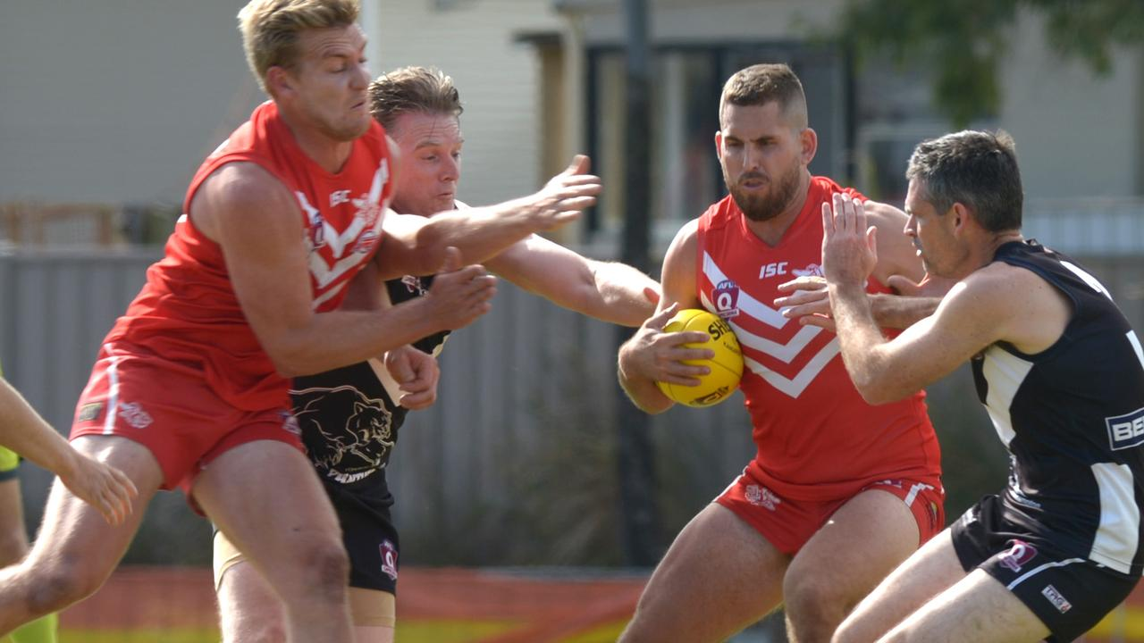 GAME ON: AFL Capricornia has released its proposed draw for the 2020 season. It will feature 10 rounds and a three-week finals series. Picture: File