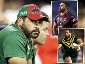 GI stunner: Legend's shock rugby league comeback