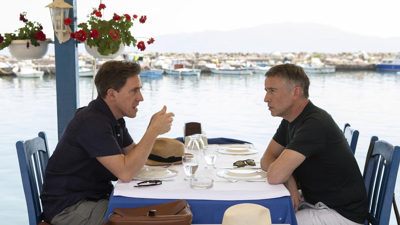With its delectable meals and good-natured banter, Rob Brydon and Steve Coogan's final trip together is a pleasurable journey, writes Wenlei Ma.