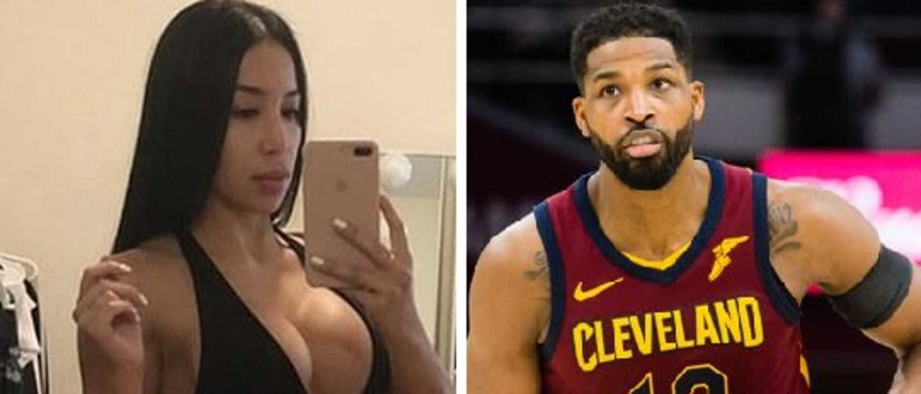 Former Khloe Kardashian squeeze Tristan Thompson has taken a swipe at his ex in a defamation lawsuit filed Tuesday.