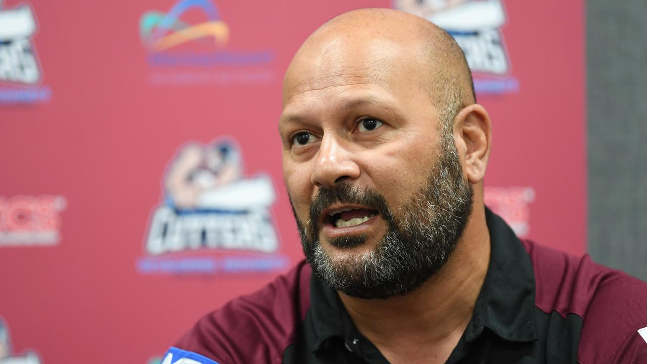 Mackay Cutters CEO Maurie Fatnowna. Picture: Tony Martin