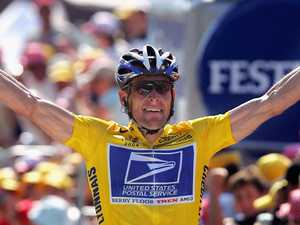'I chose to do it': Armstrong admits early dive into doping
