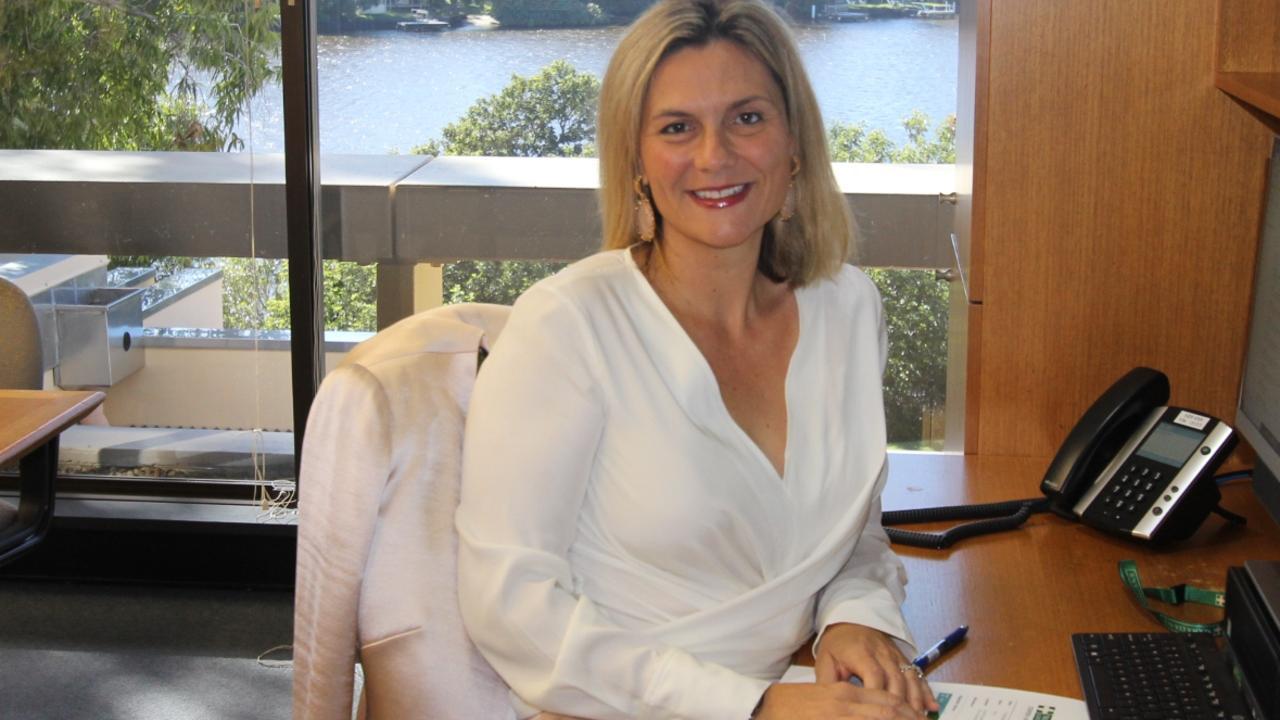 Noosa mayor Clare Stewart has been tested for coronavirus.