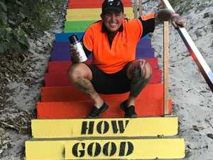 No end in sight for Rainbow Beach stair saga