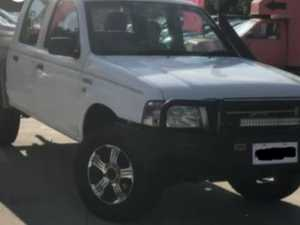 Second ute stolen in Whitsundays in less than a week