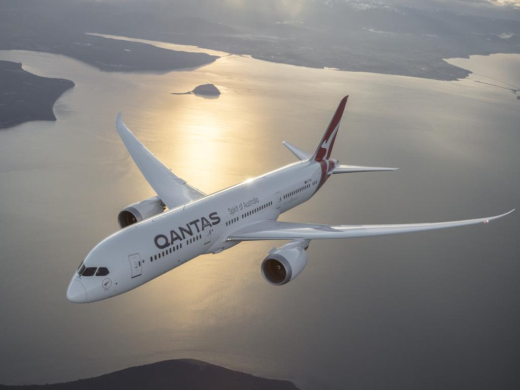 Qantas has announced how flying will change post-pandemic.
