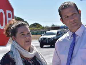 Bundy mum helps drive 'chaotic' intersection upgrades