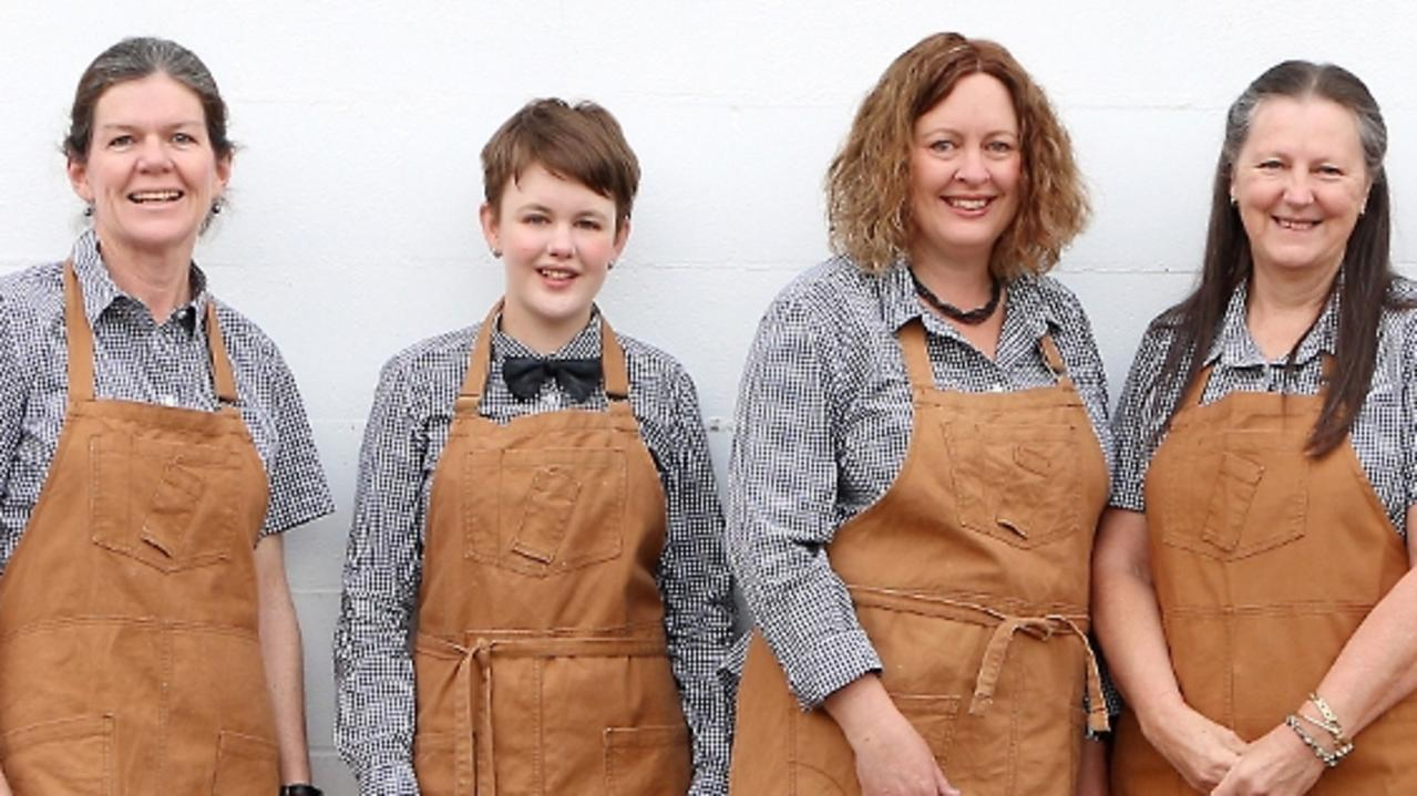 The team from Washpool Soaperie.