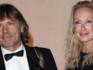 Rock legend's wife found dead after divorce