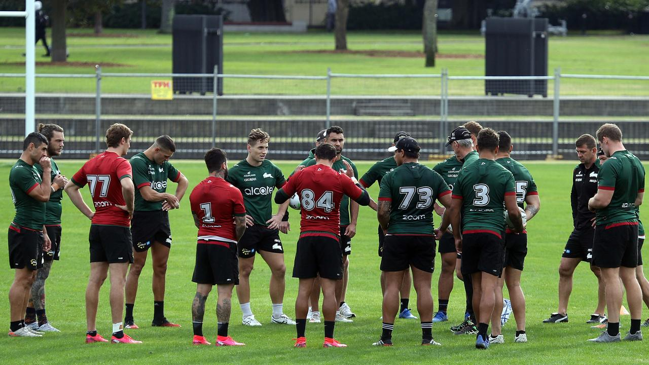 How could it go unknown for so long at Souths? Photo: Matrix Media Group