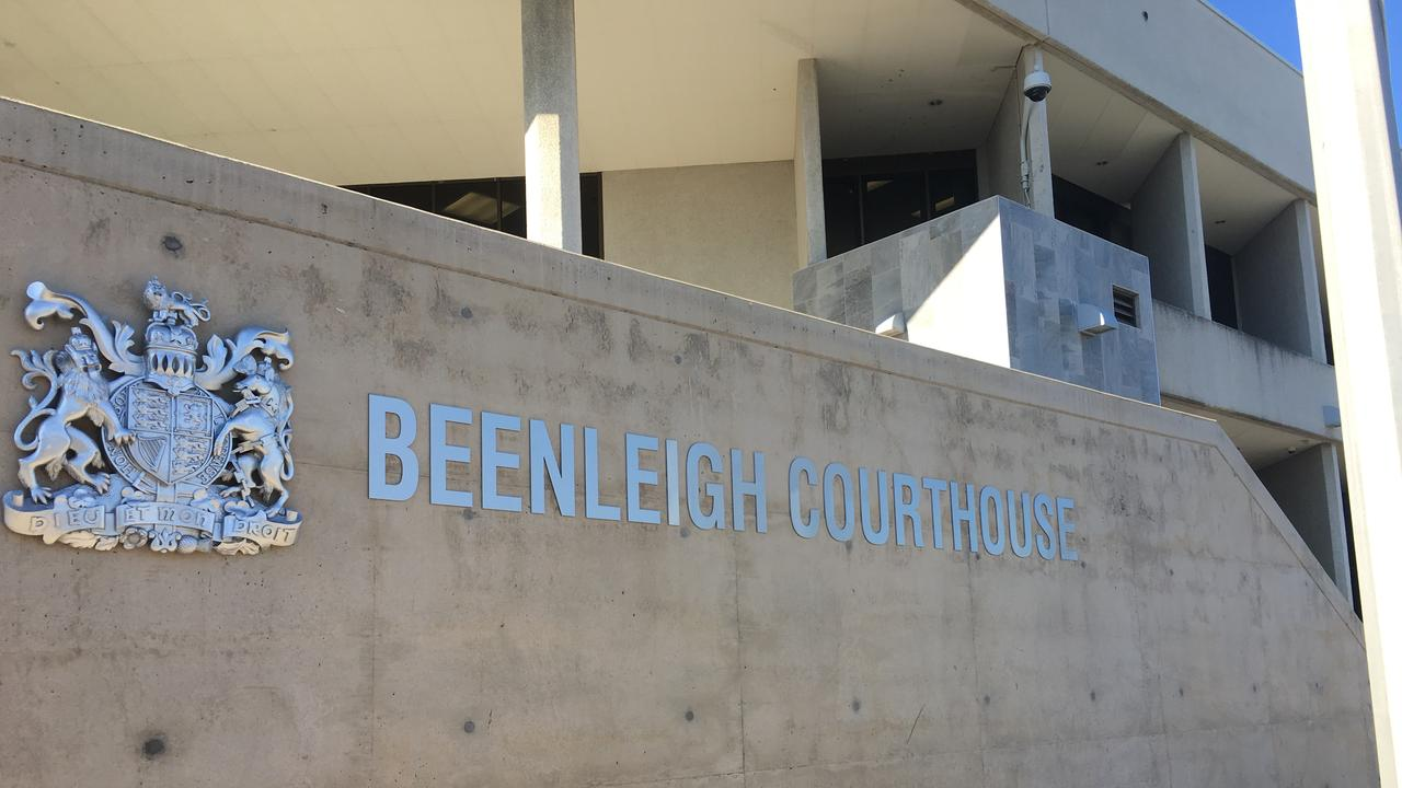 Beenleigh Courthouse. Picture: Judith Kerr