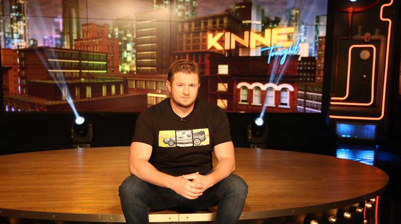 Comedian Troy Kinne returns in a second season of the sketch show Kinne Tonight.