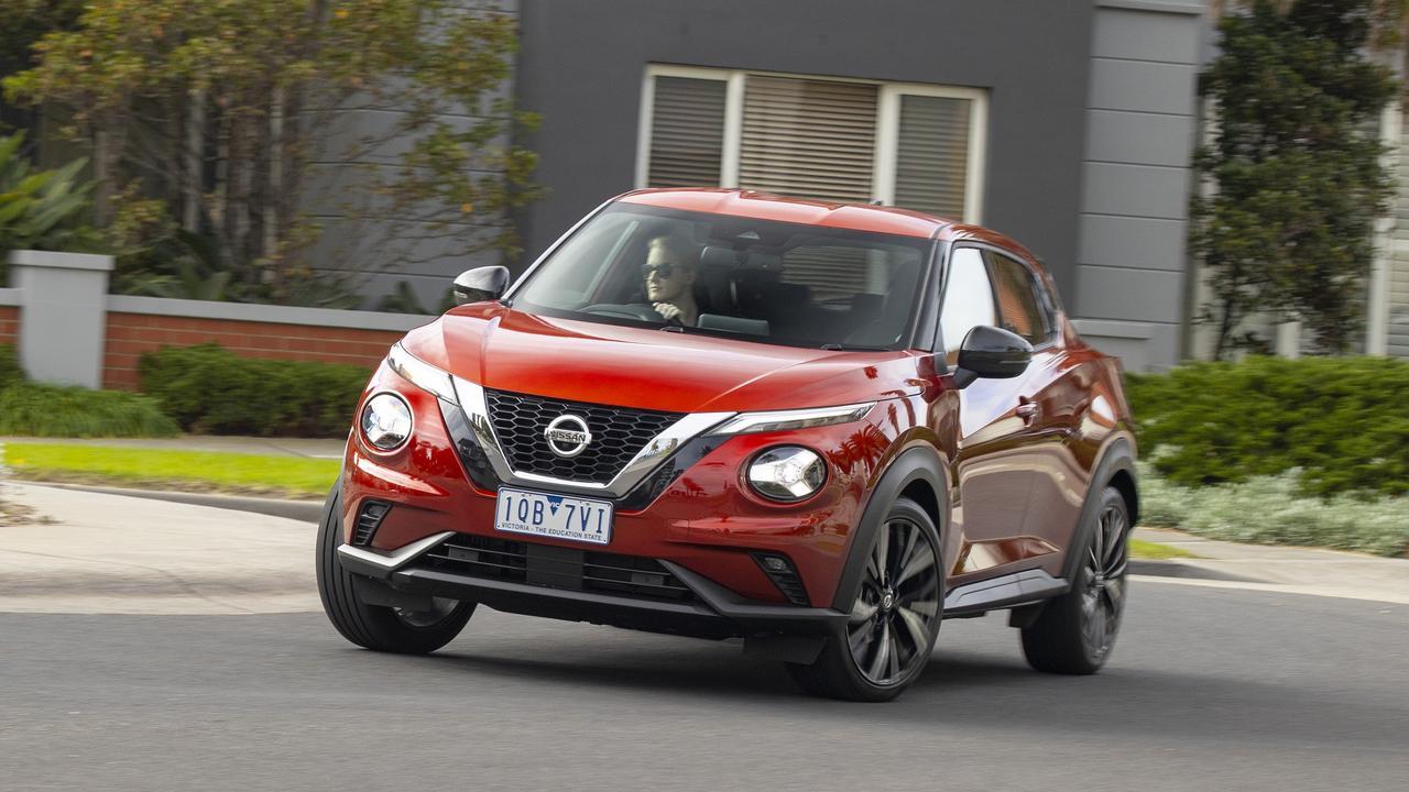 New Nissan Juke small SUV Australian details