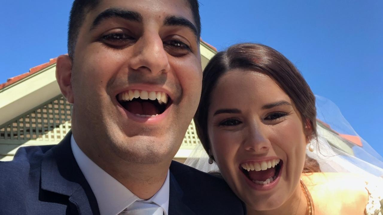 Hannah and Mikey Ohanesian found out their dream wedding would not go ahead on social media. And now they're $12,000 out of pocket.