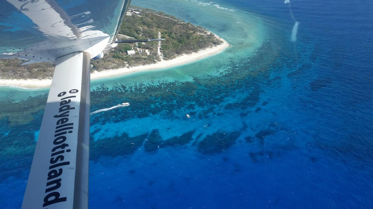 HERE COMES THE SUN: Lady Elliot Island Eco Resort is preparing to reopen its doors.