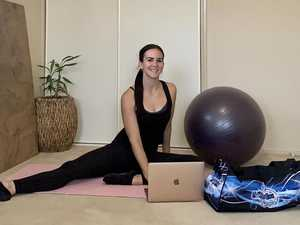 Online classes prove challenging for dancers