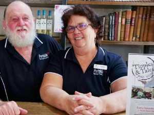 VOLUNTEER WEEK: Couple bonds over love of city