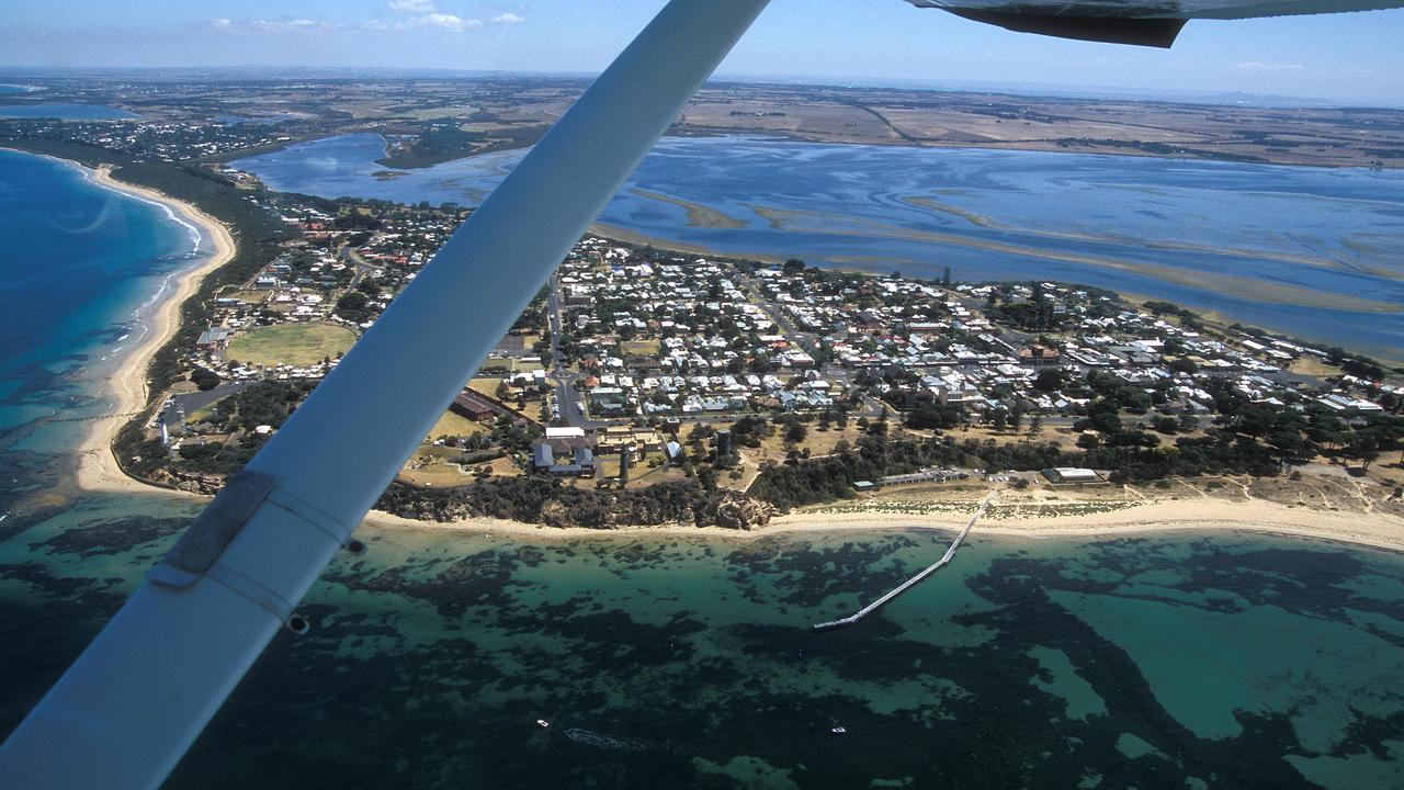 A new study may have cemented Tasmania as Australia's ageing state, but the title for the nation's 'oldies capital' has gone to a popular coastal town.