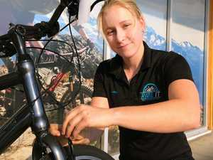 Bike shop witnesses massive business boom