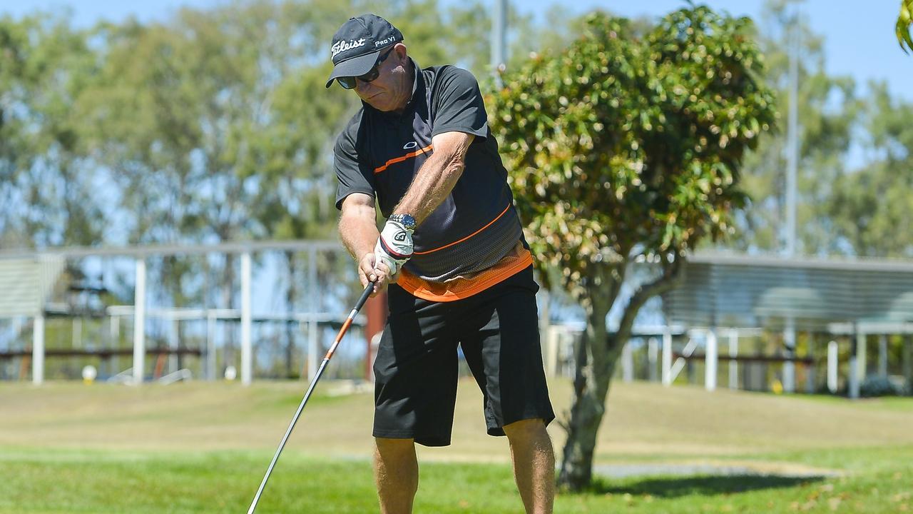 Allan Mostert is a keen golfer. PICTURE: Matt Taylor