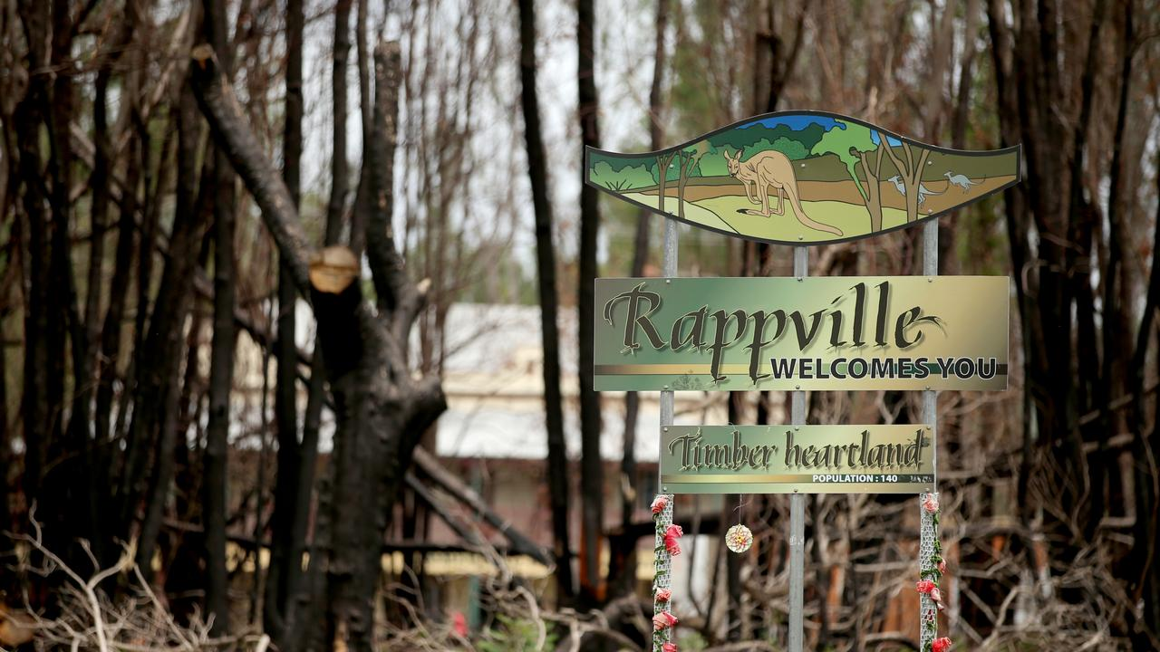 BUSHFIRE RECOVERY: The village of Rappville will receive more than $1.07 million to help create the Rappville Hall and Community Precinct, according to the Richmond Valley Council draft budget for 2020/21. Photo: Nathan Edwards