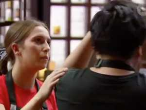 MasterChef star slammed for 'bratty' move