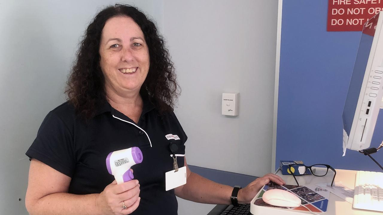 Denise Hughes, one of the new Patient Experience Officers at Ballina Hospital.