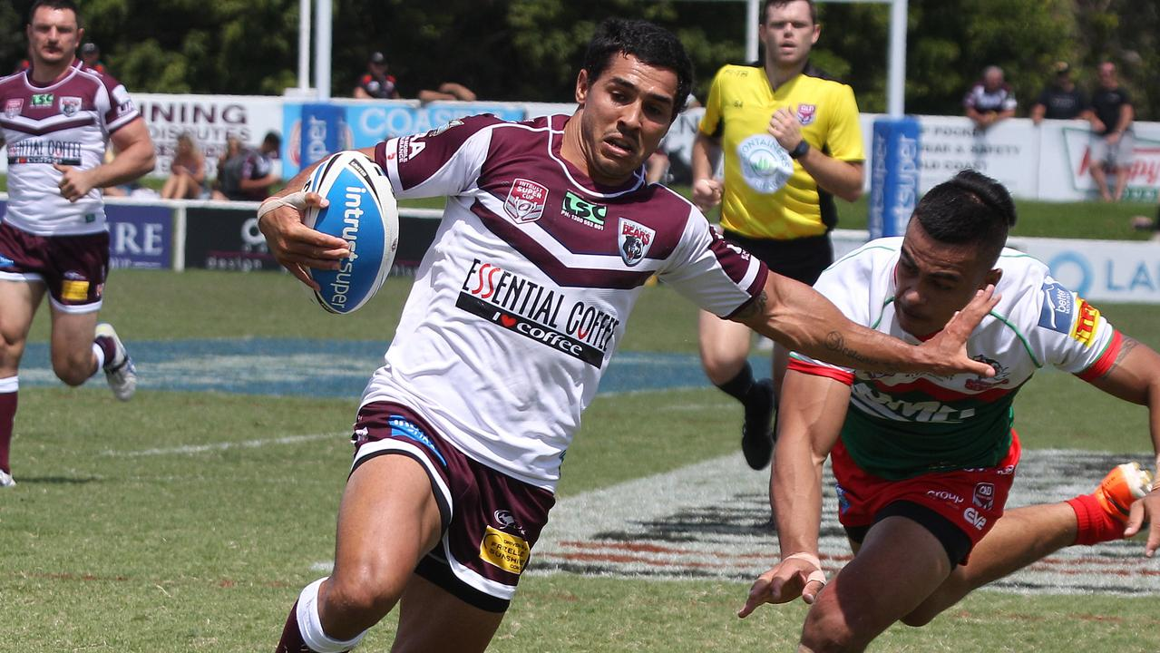 Holbrook believes Jamal Fogarty is ready for the NRL. Photo: Mike Batterham