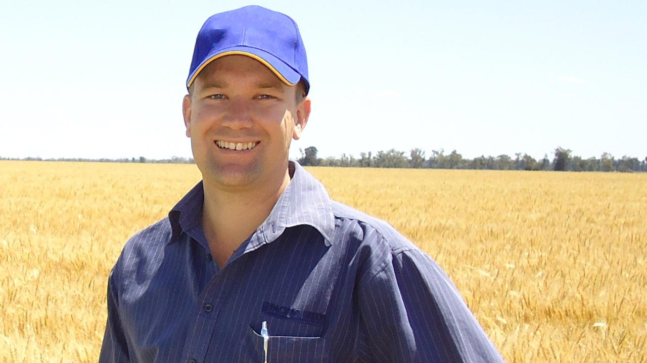 WINTER SEASON: Pacific Seeds marketing manager Andrew Short said the positive outlook has brought hope for many farmers.
