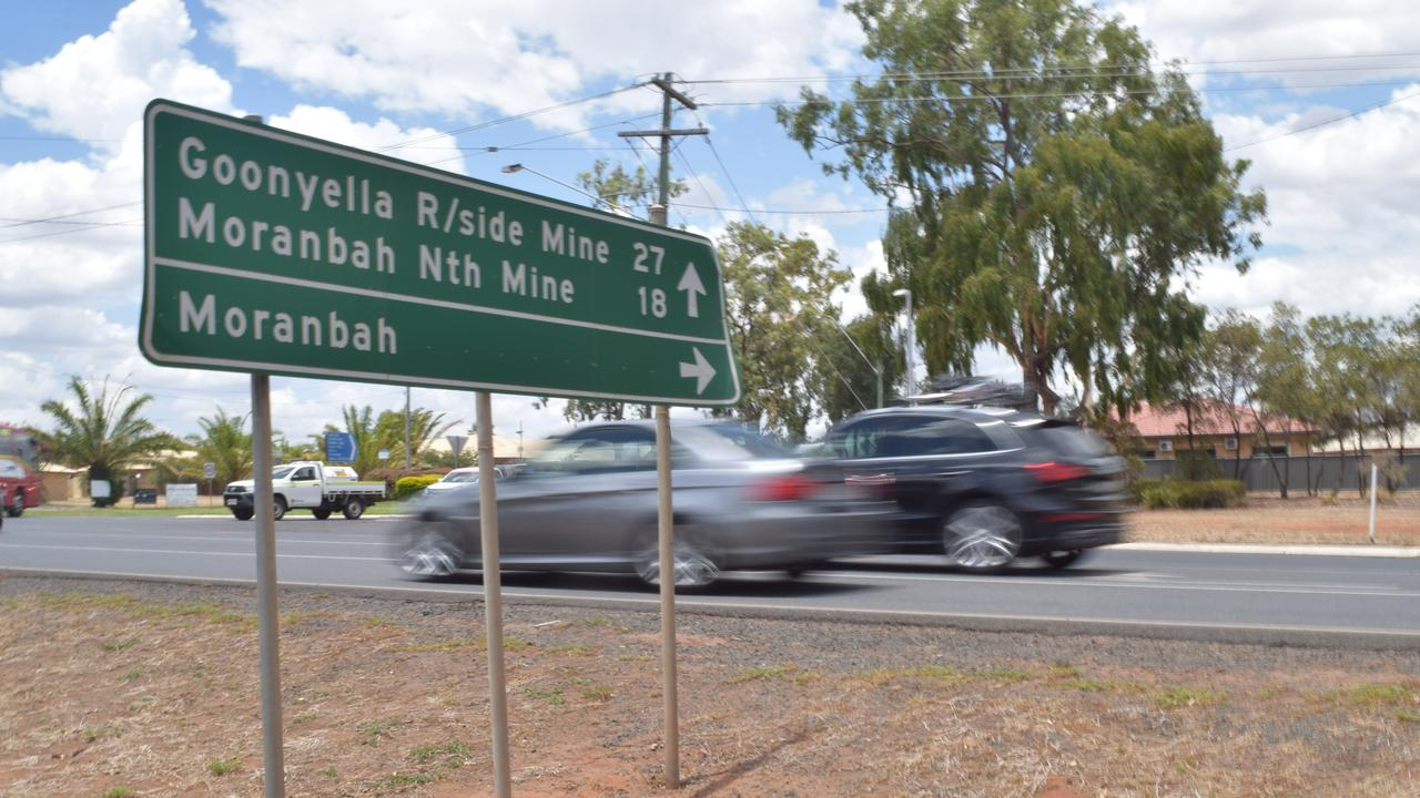 Moranbah and Middlemount are among Queensland's worst areas for animal road deaths. Picture: Zizi Averill