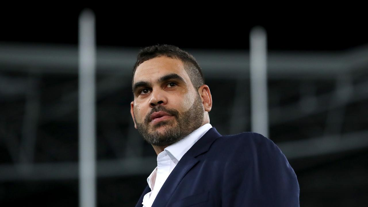 Greg Inglis retired from the NRL last year – but is getting ready for a comeback in England. Picture: Getty