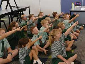 BACK TO SCHOOL: Class ahead of the curve