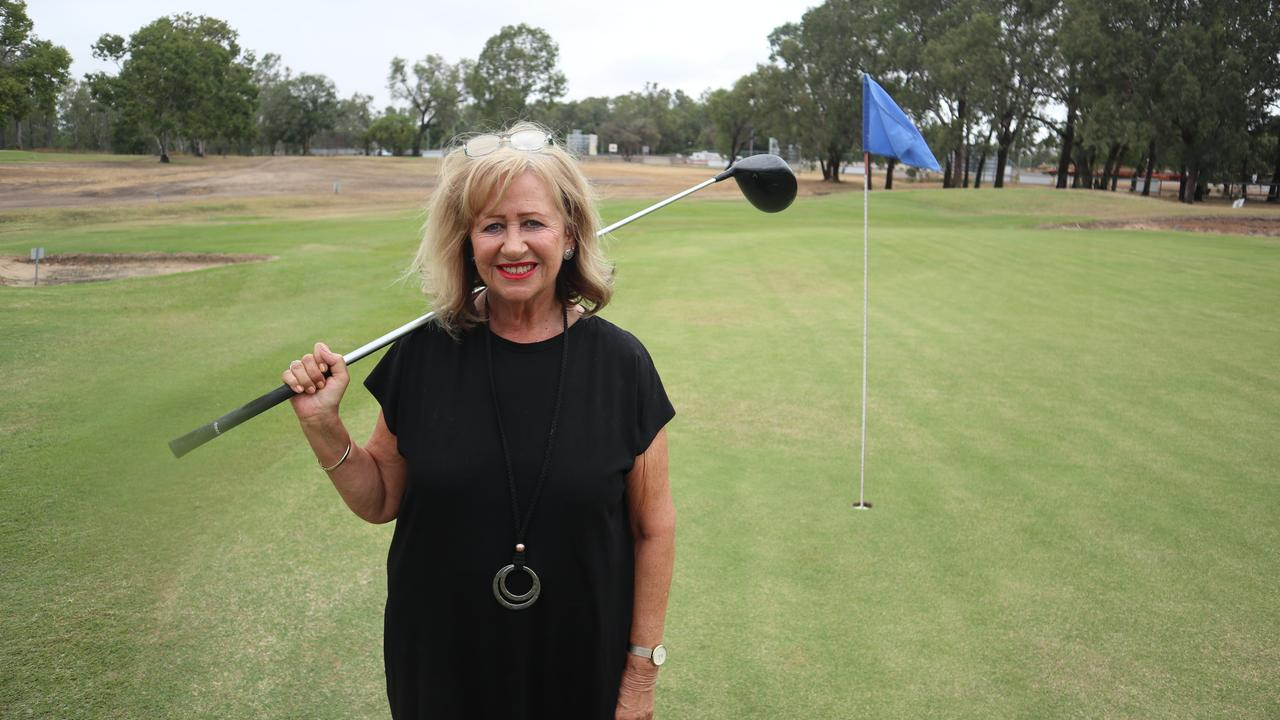 PROUD MOMENT: Emerald's Athene Muldrew, 69, shot a hole-in-one at the Emerald Golf Club's 17th hole on Sunday, May 17.