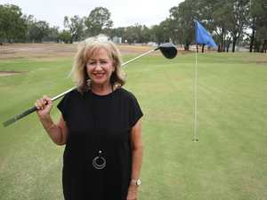 Mum 'shaking with excitement' after sinking hole-in-one